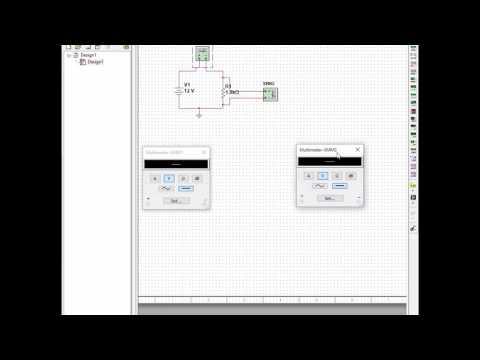 4 - Ohm's Law in Multi-Sim