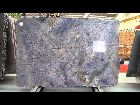 Sodalite Blue Granite Slab & Sodalite Blue Granite Tile