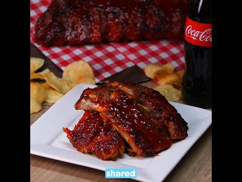 Crock Pot Coca Cola Baby Back Ribs