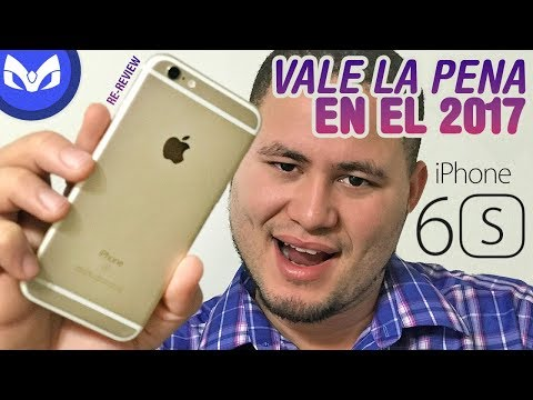 iPhone 6s Re-Review DESPUES DE 2 AÑOS DE DURO USO