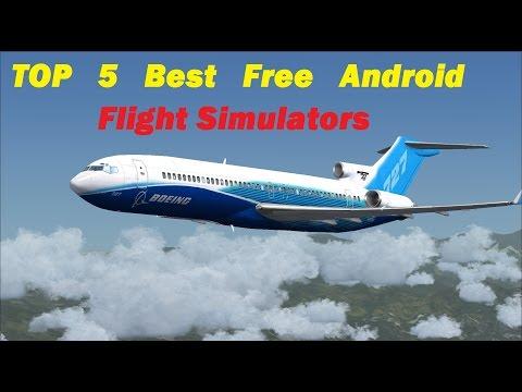 TOP 5 BEST FLIGHT SIMULATOR 2015 (ANDROID)