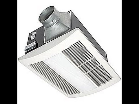 Panasonic. Install a Bathroom Fan with Heater and double switch.