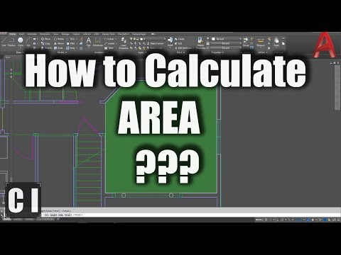 AutoCAD Tutorial: How to Calculate Area
