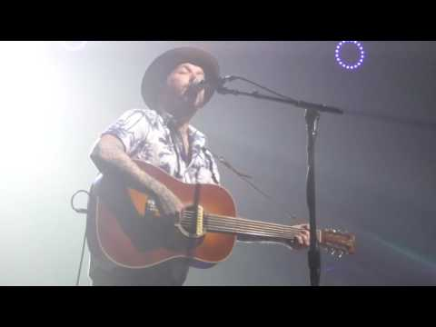 City and Colour - Dallas Green - Bobcaygeon (The Tragically Hip cover) - Calgary, AB June 11th, 2016