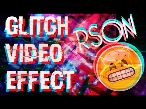 Make a GLITCH VIDEO EFFECT ON YOUR ANDROID DEVICE || [LETS HIT 10 LIKES] + THANK-YOU MANIK