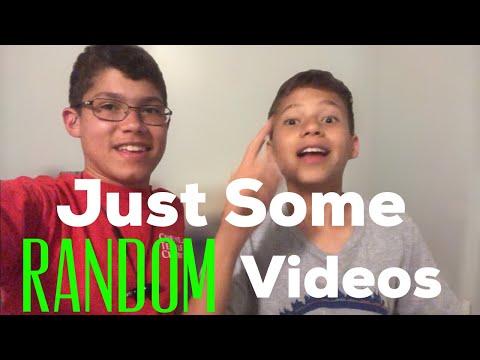 Just Some Random Videos!! - The Random Bros