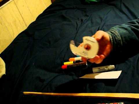 HOMEMADE CIGAR TUBE FISHING BOBBER
