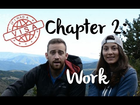 Vlog Chapter #2 - WORKING IN A SPANISH FARM