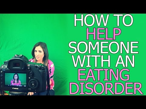 Jabo Monday: How to Help Someone with an Eating Disorder
