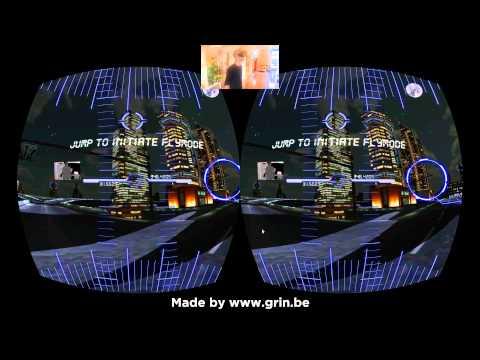 Ironman demo - Oculus Rift - Kinect