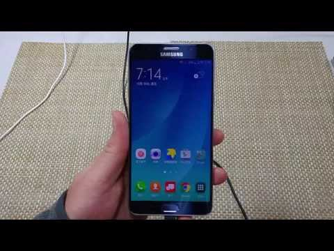 Samsung Galaxy Note 5 How to Change your Language selection to English or any other Language