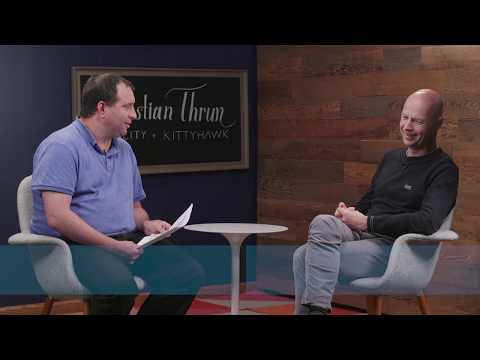 Udacity Talks: Sebastian Thrun on Autonomous Transportation