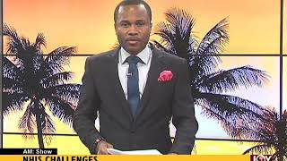 Tema Sewage Systems - AM News on JoyNews (19-2-18)