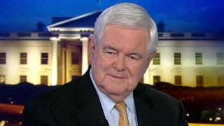 Gingrich: WH soap opera drowns Trump