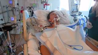 Waking Up From Open Heart Surgery