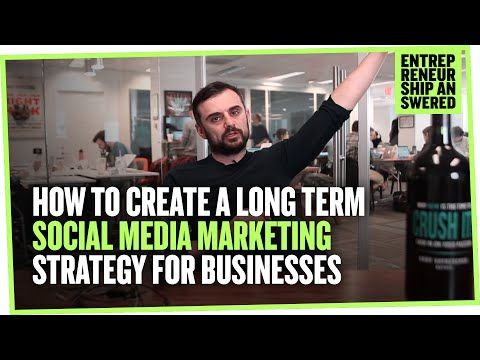 How to Create a Long Term Successful Social Media Marketing Strategy for Businesses