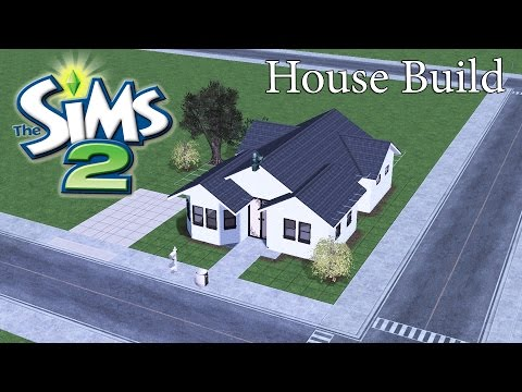 Sims 2 | House Build | Starter Home