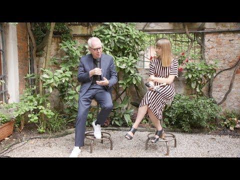 David Chipperfield talk livestream from Venice