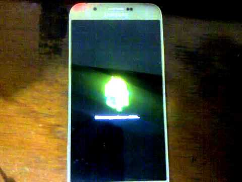 Resset or Remove Account ID Samsung Galaxy