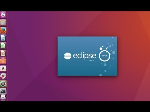 How to Install Eclipse Oxygen on Ubuntu 16.04 / Ubuntu 18.04 (Linux)