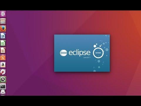 How to Install Eclipse Oxygen on Ubuntu 16.04 / Ubuntu 18.04 (Linux)