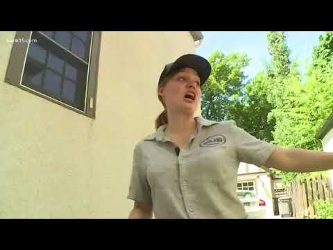 Air conditioning repair crews deliver hot weather relief