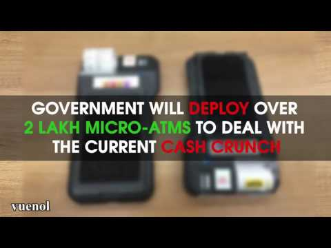 What is Micro ATM and How to use it to withdraw cash