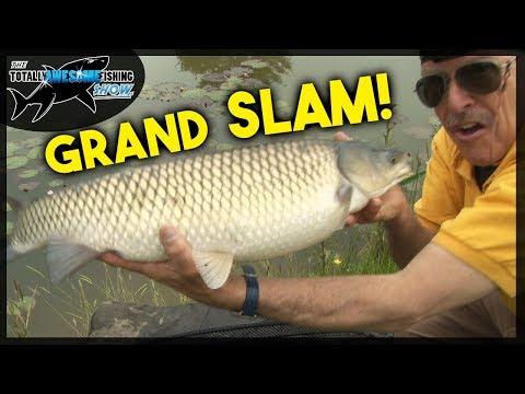 Carp Fishing GRAND SLAM!
