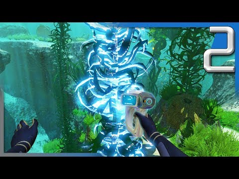 SCANNER GUN, REPAIR GUN, AND BETTER O2! | Subnautica Survival Gameplay E2