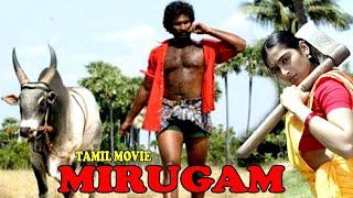 Mirugam Tamil Superhit Full Movie , Adhi , Padmapriya , Ganja Karuppu