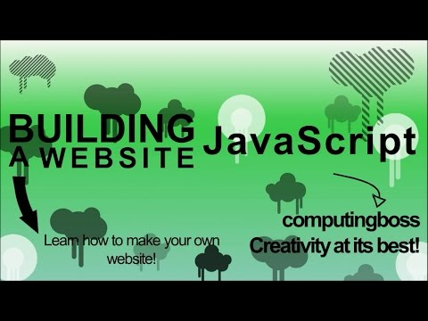 Building a Website - JavaScript