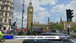 Video: UK lowers security threat after terror attack in Manchester
