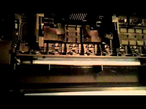 Kodak Esp 3250 printhead carriage jam repair