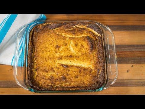 How To Make a Healthier Potato Kugel w/50% fewer calories & fat