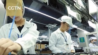 China reboots manufacturing toward automation---What is China?