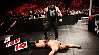 Top 10 Raw moments: WWE Top 10, Aug. 8, 2016