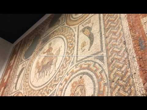 Cleaning the Mosaics - part 2