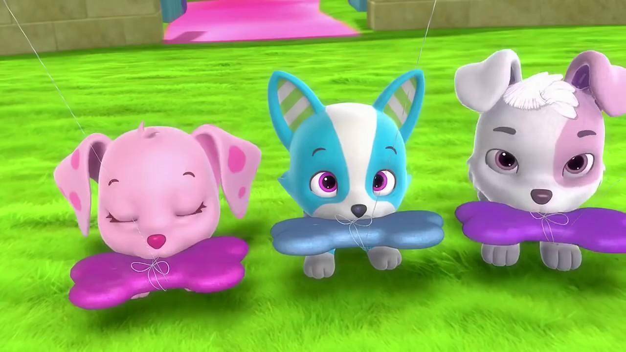 Strawberry Shortcake | All Dogs Allowed | Cute Cartoons | Full Episode | WildBrain
