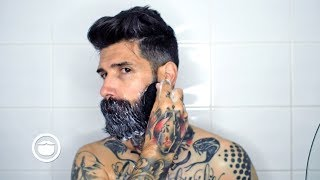 Taking Care of Your Face and Beard | Carlos Costa