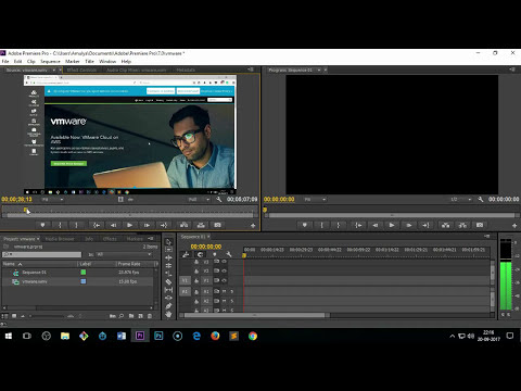 How to Edit Video with Adobe Premiere Pro CC