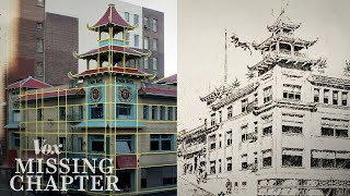 The surprising reason behind Chinatown's aesthetic