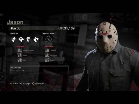 Friday the 13th part 6 ....JASON LIVES (My choice Jason)