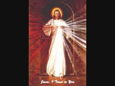 Prayer To Divine Mercy