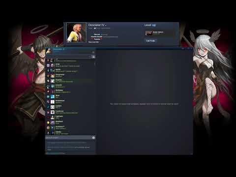 New Steam Chat Beta -Discord Features! || + Origin Sale & For Honor Free