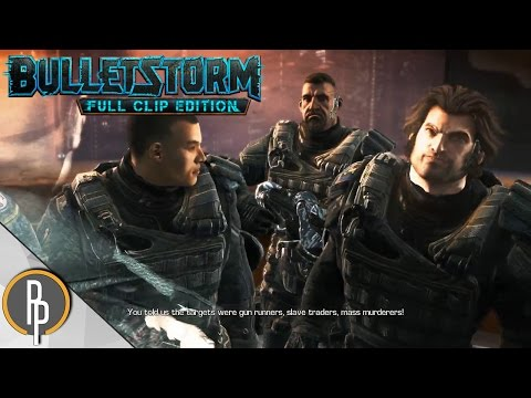 CAN I HAVE A DRINK!! BulletStorm Full Clip Edition