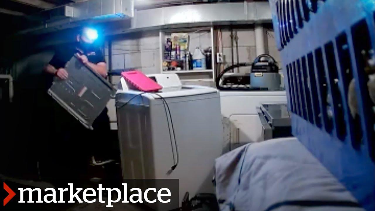 Appliance repair ripoffs caught on camera (Marketplace)