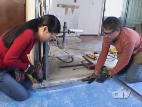 Metal Stud Wall Framing Tips - DIY Network