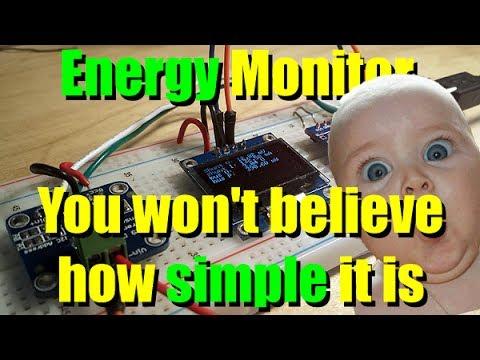 Arduino Power Monitor