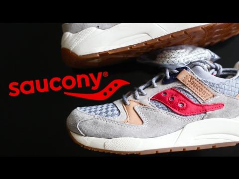 Saucony Grid 9000
