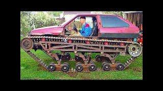 MOST AMAZING DIY OFF-ROAD MACHINES